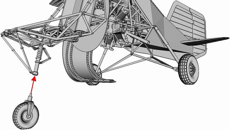 1/18 scale Flettner Fl-282 V21 Kolibri scratchbuild model - Page 4 IMAGE_0351