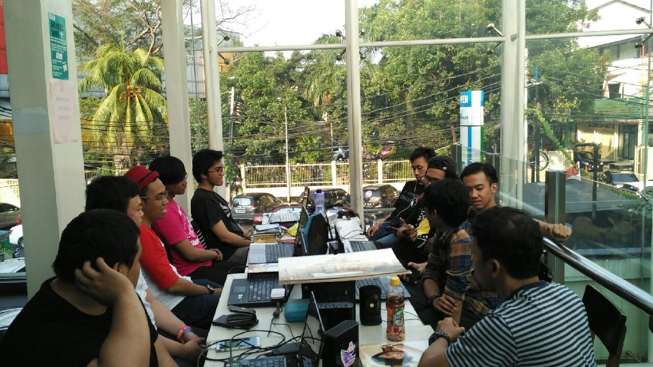 Silent Siren Family Indonesia's Event 1st_Gath_Sai_Fam_IDWS_242
