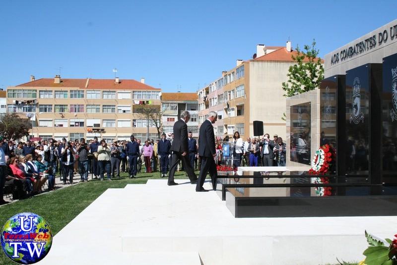 MONTIJO: As imagens da inauguração do Monumento de Homenagem aos Combatentes do Ultramar - 25Abr2016 20160425_36
