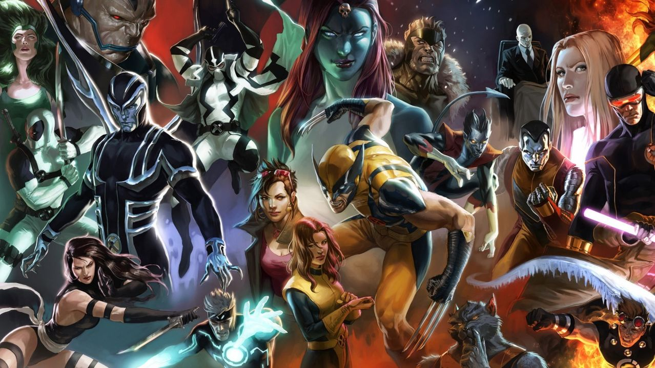 X-men Rol Play.