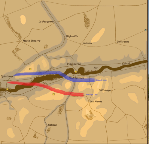 Nieman River Battle of 1812 Part II  ####1900 HRS SATURDAY 27 FEB#### Change 3 LOL Nieman_River_Battle_of_1812_Post_battle_position