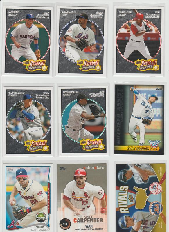 .15 CENT CARDS ALL SCANNED OVER 6000 CARDS  032