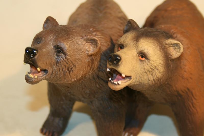 Bullyland - grizzly bear Bullyland_-_grizzly_bear_variation_a