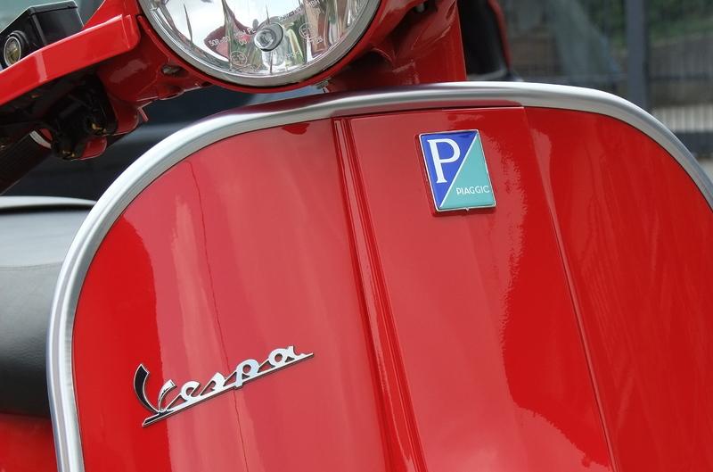 Gerva90 vs. Vespa PX 125 2012 Rosso Dragon DSCF2935
