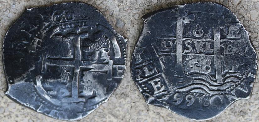 8 reales 1668 de Carlos II. Potosí. Tipo macuquina. Dedicada a Harpomarx Foto_luz_natural