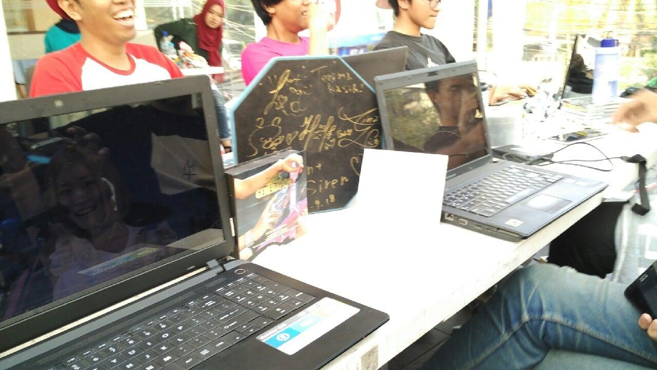 Silent Siren Family Indonesia's Event 1st_Gath_Sai_Fam_IDWS_6124