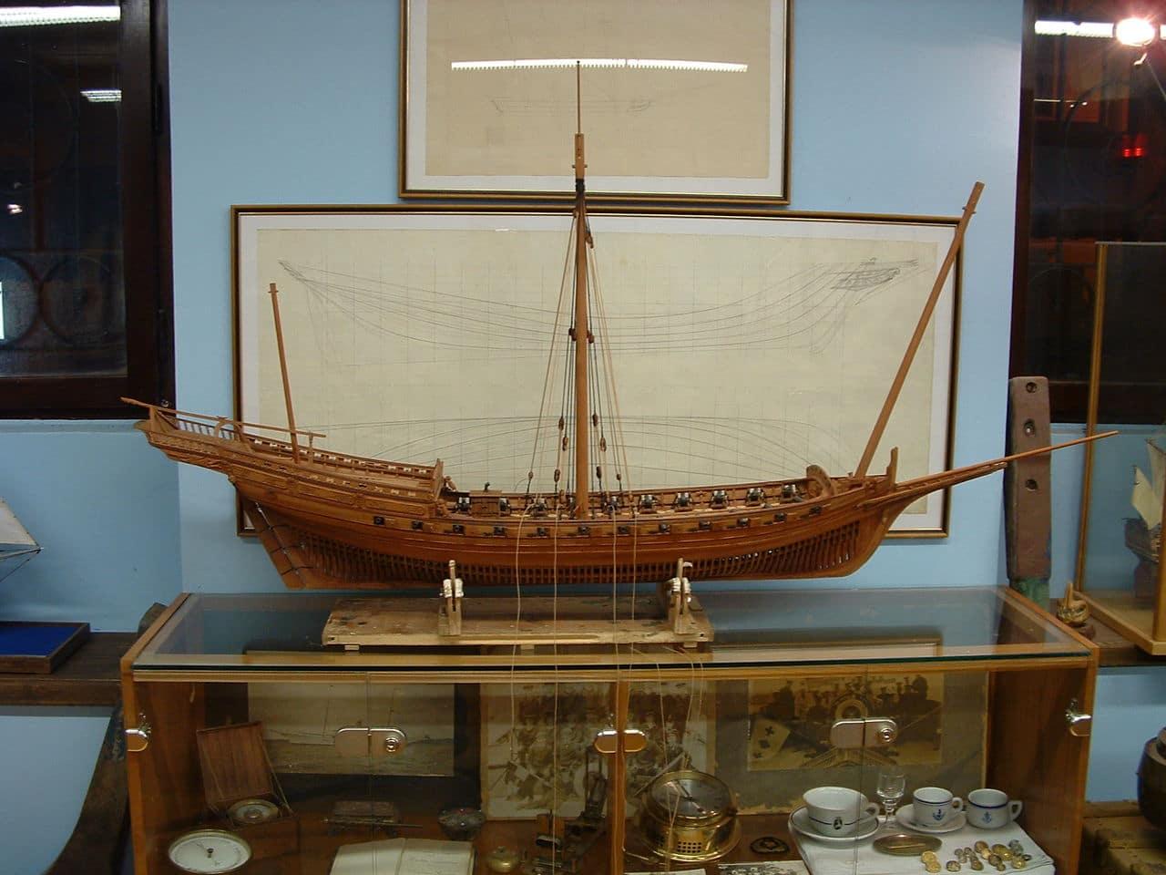 Chebec Le Requin - 1750 1207
