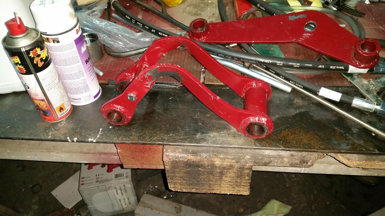 Proyecto de construccion de una pala para un mini tractor 199
