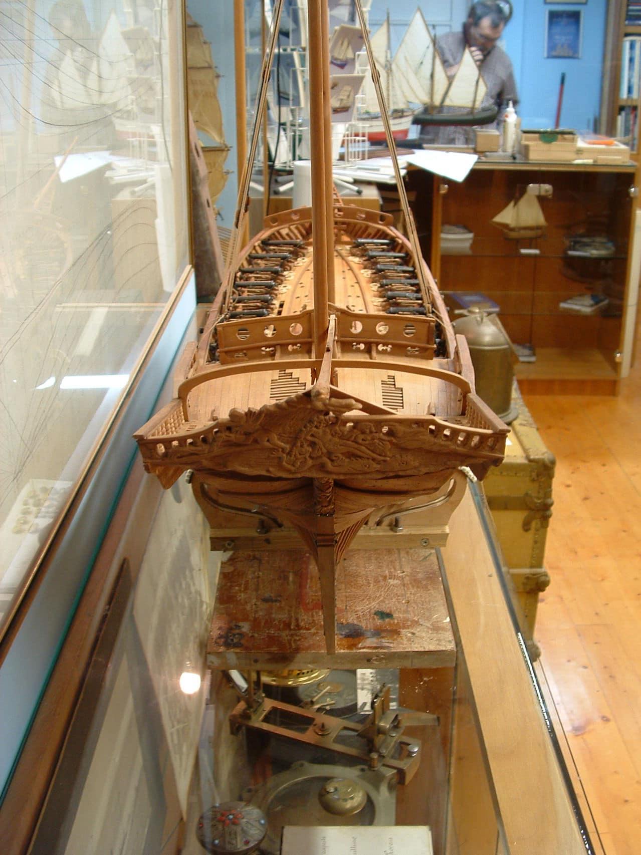 Chebec Le Requin - 1750 1208