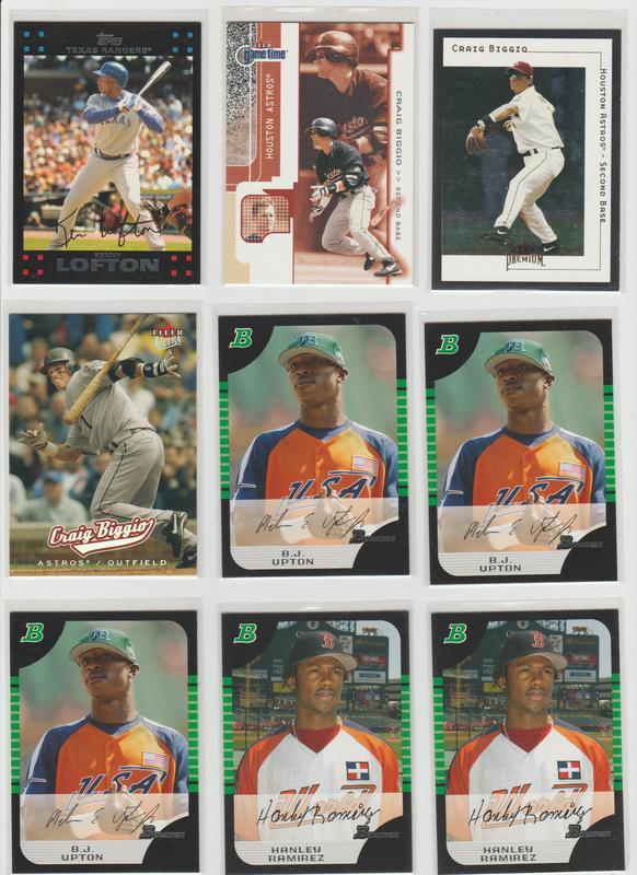 .15 CENT CARDS ALL SCANNED OVER 6000 CARDS  050