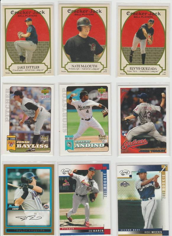 .15 CENT CARDS ALL SCANNED OVER 6000 CARDS  075