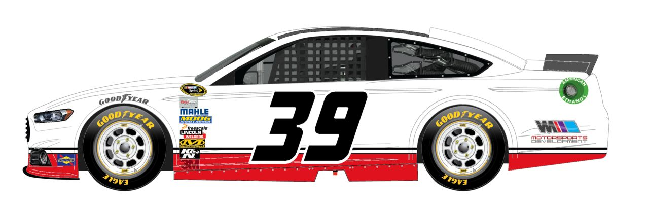 Announcing Wilkes Motorsports Research Sprint Cup Team Wilkes39a
