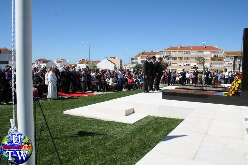 MONTIJO: As imagens da inauguração do Monumento de Homenagem aos Combatentes do Ultramar - 25Abr2016 20160425_50