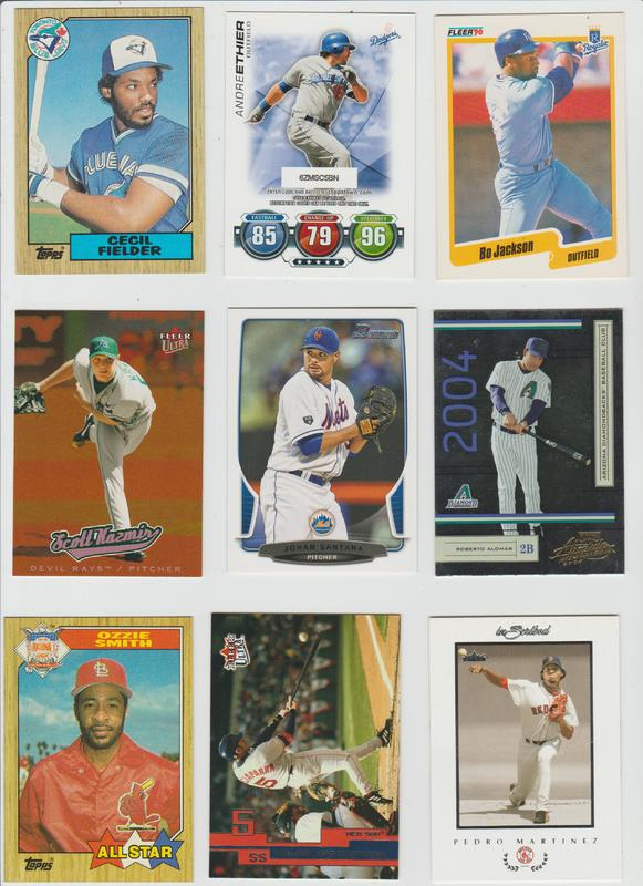.10 Cent Cards All Scanned All  .10 Cents Each  6858 Cards A_034