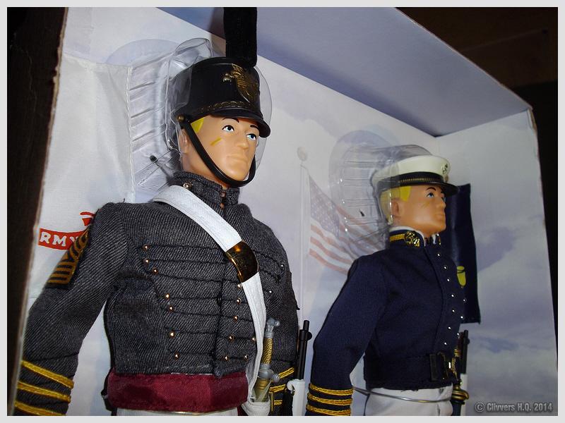 West Point & Annapolis Cadets (Double Joe set).. 05_SPP_WEB_JOE_CADETS_AMMO