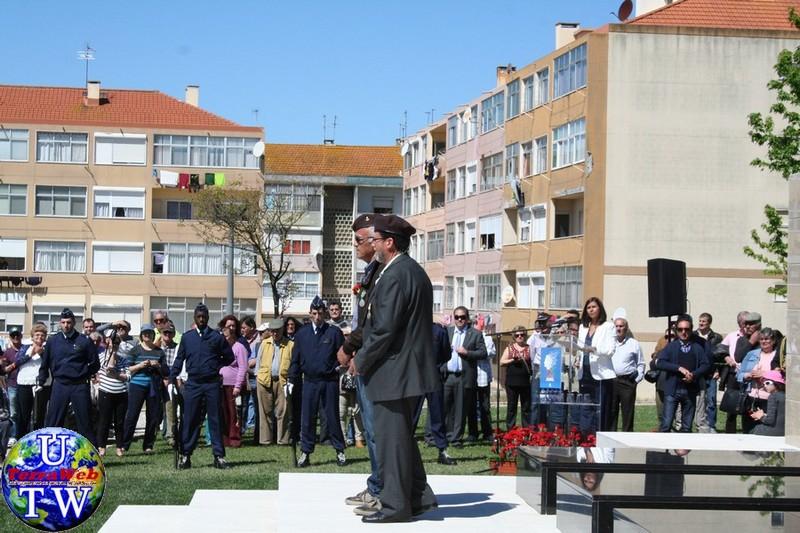 MONTIJO: As imagens da inauguração do Monumento de Homenagem aos Combatentes do Ultramar - 25Abr2016 20160425_65