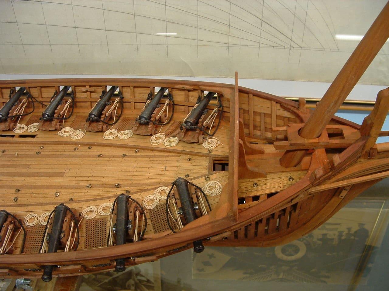 Chebec Le Requin - 1750 1212