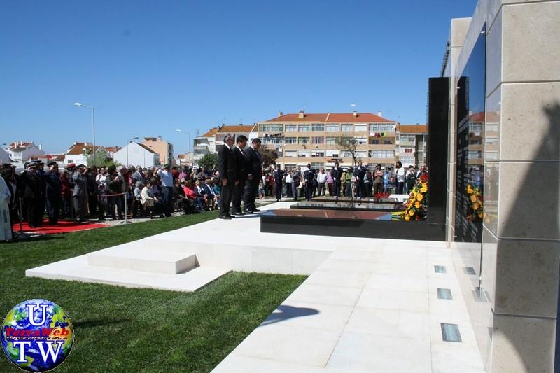 MONTIJO: As imagens da inauguração do Monumento de Homenagem aos Combatentes do Ultramar - 25Abr2016 20160425_49