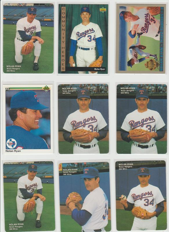 .15 CENT CARDS ALL SCANNED OVER 6000 CARDS  006