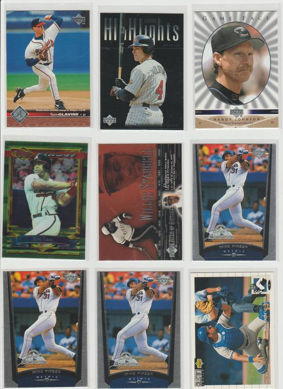 .15 CENT CARDS ALL SCANNED OVER 6000 CARDS  053