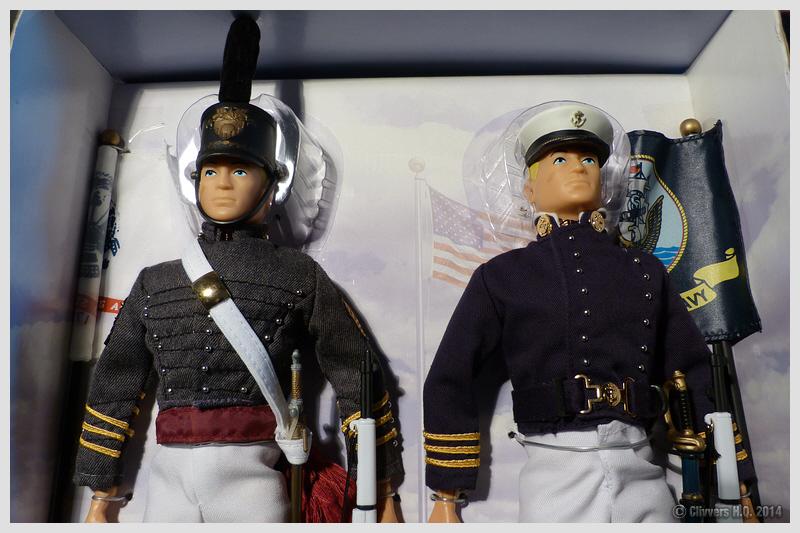 West Point & Annapolis Cadets (Double Joe set).. 03_SPP_WEB_JOE_CADETS_AMMO