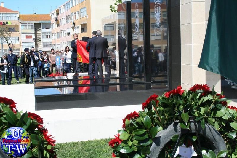 MONTIJO: As imagens da inauguração do Monumento de Homenagem aos Combatentes do Ultramar - 25Abr2016 20160425_23