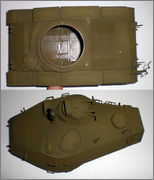 M41 Walker Bulldog (1/35 Tamiya 35055) 010