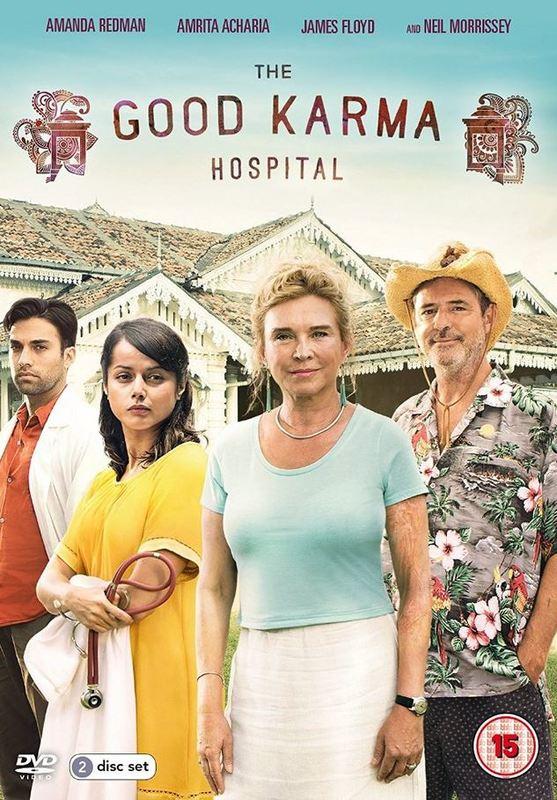 The Good Karma Hospital COMPLETE S 1-2-3