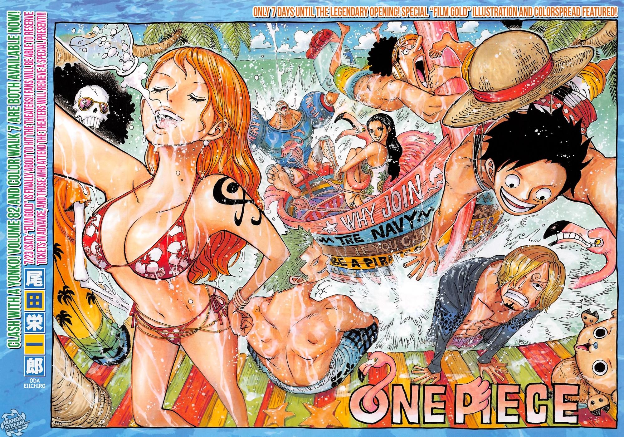 One Piece Chapter 832: Vương quốc Germa Image