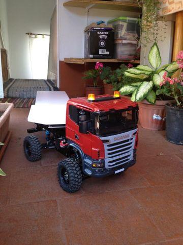 LA SUECA  Scania  trialero con quinta rueda IMG_20130629_WA0001