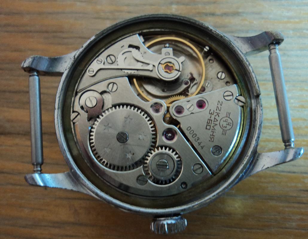 [Vends] Boctok Precision de 1960 et Poljot 2409 DSC06680