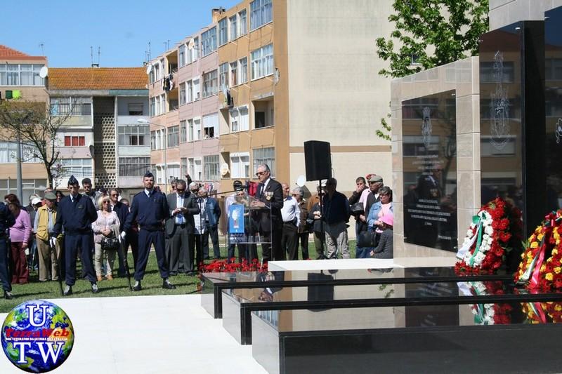 MONTIJO: As imagens da inauguração do Monumento de Homenagem aos Combatentes do Ultramar - 25Abr2016 20160425_70