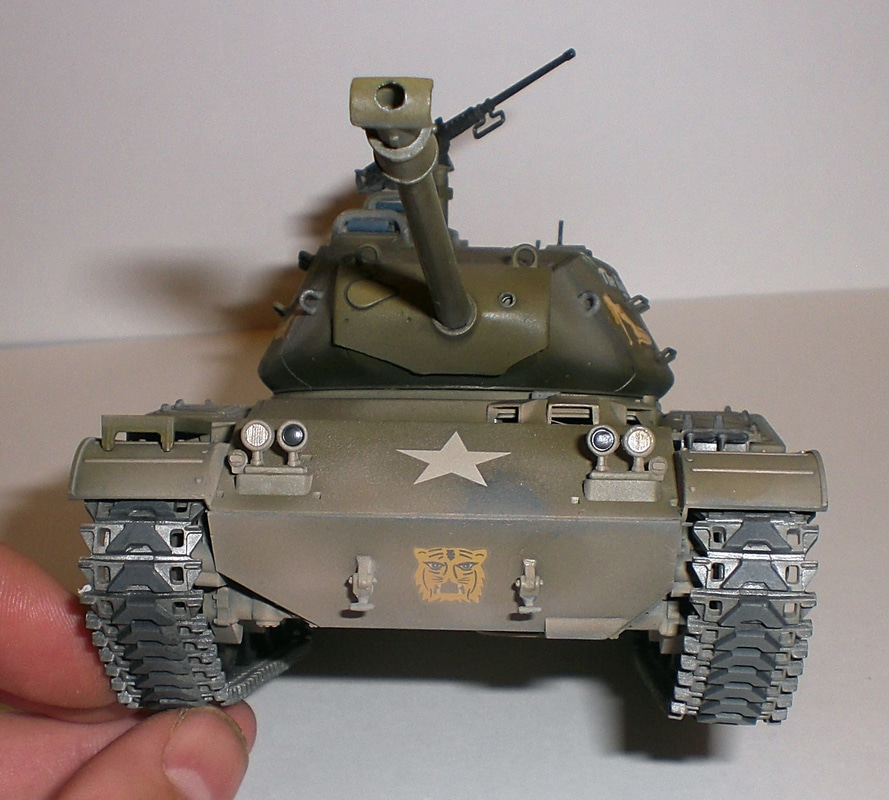 M41 Walker Bulldog (1/35 Tamiya 35055) 207