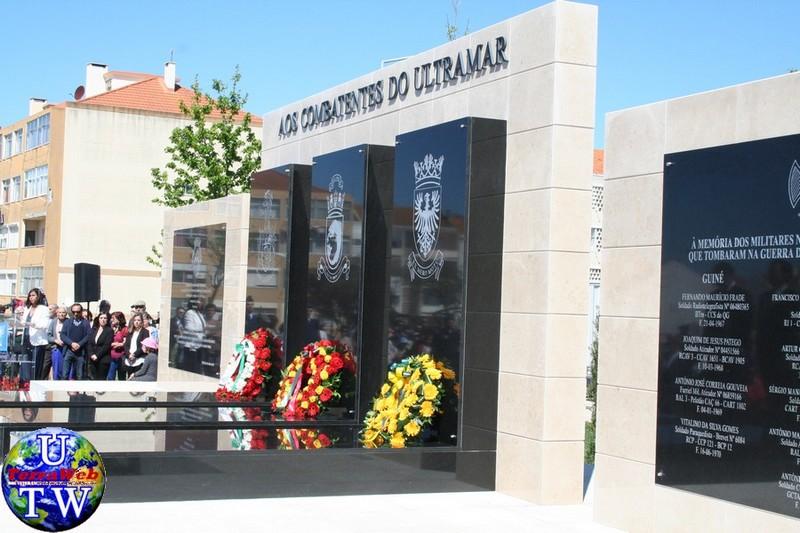 MONTIJO: As imagens da inauguração do Monumento de Homenagem aos Combatentes do Ultramar - 25Abr2016 20160425_52
