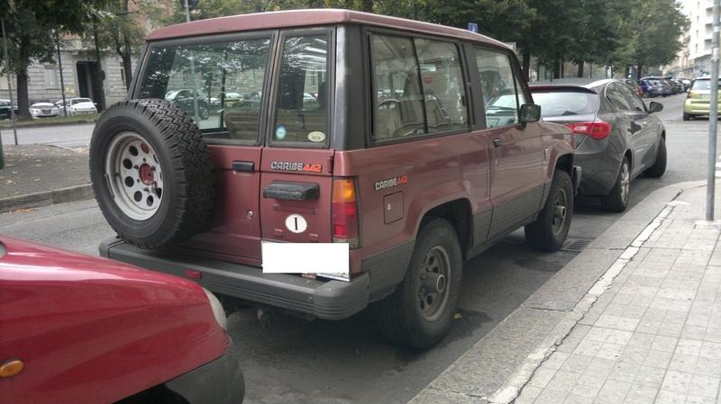 Avvistamenti auto rare non ancora d'epoca - Pagina 2 2014_09_17_1211