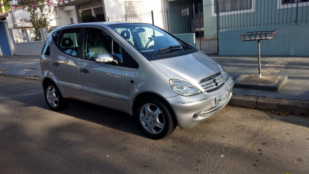 W168 A190 Avantgarde - 2004/2005 - R$ 18.000,00 (VENDIDO) Classe_A_190_Prata_59