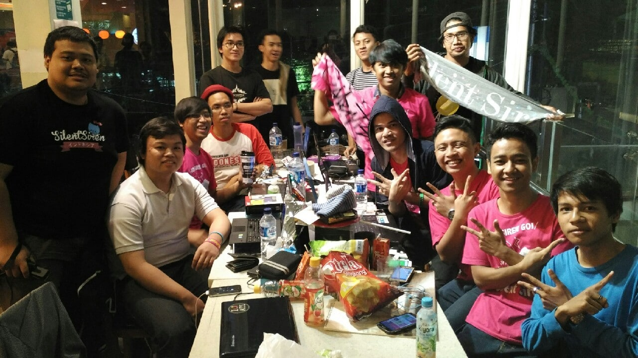 Silent Siren Family Indonesia's Event 1st_Gath_Sai_Fam_IDWS_3344
