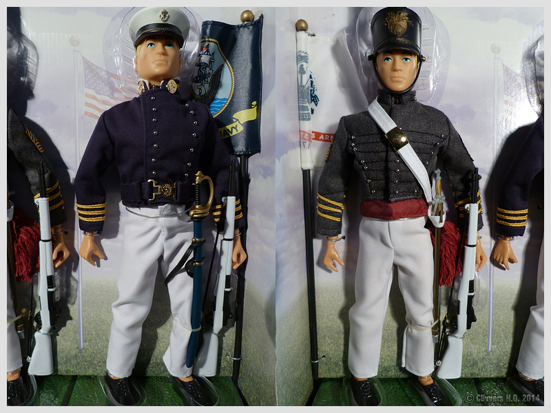 West Point & Annapolis Cadets (Double Joe set).. 14_SPP_WEB_JOE_CADET_TWO_COMBINED_PICS_20-3-2015