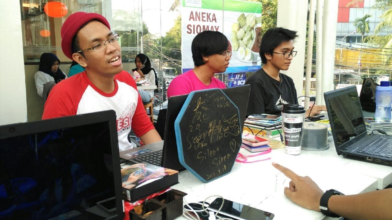 Silent Siren Family Indonesia's Event 1st_Gath_Sai_Fam_IDWS_9297