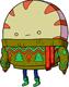 Ficha de Hayari Kuroi Peppermint_Butler_sweater