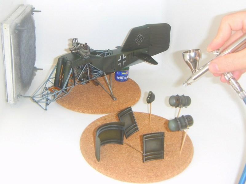 1/18 scale Flettner Fl-282 V21 Kolibri scratchbuild model - Page 4 IMAGE_0348