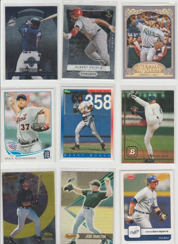 .15 CENT CARDS ALL SCANNED OVER 6000 CARDS  077