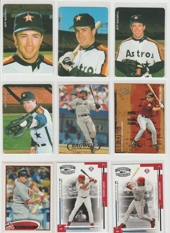 .15 CENT CARDS ALL SCANNED OVER 6000 CARDS  001