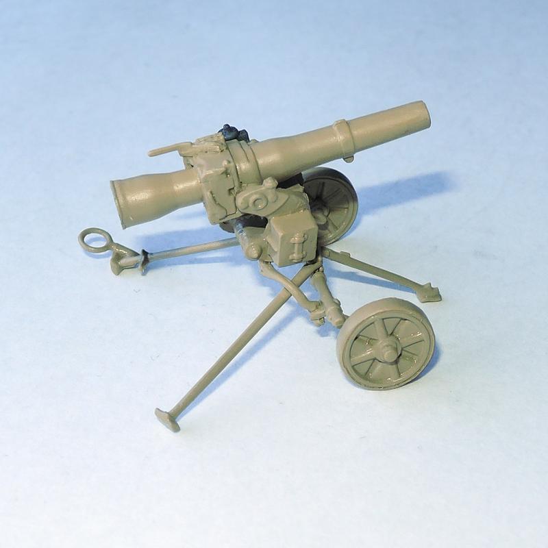 7.5cm LG 40 (75мм безоткатное орудие обр.40 г., Германия) 1/35 (Dragon 6147) 002