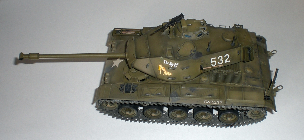 M41 Walker Bulldog (1/35 Tamiya 35055) 203