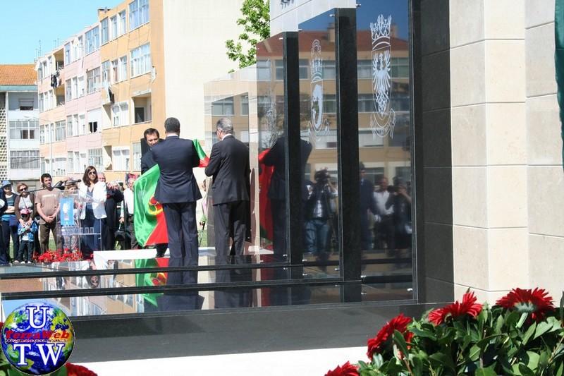 MONTIJO: As imagens da inauguração do Monumento de Homenagem aos Combatentes do Ultramar - 25Abr2016 20160425_20