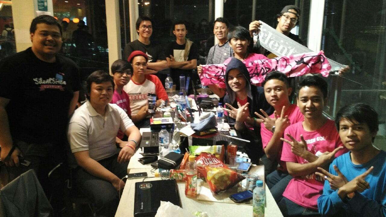 Silent Siren Family Indonesia's Event 1st_Gath_Sai_Fam_IDWS_8015