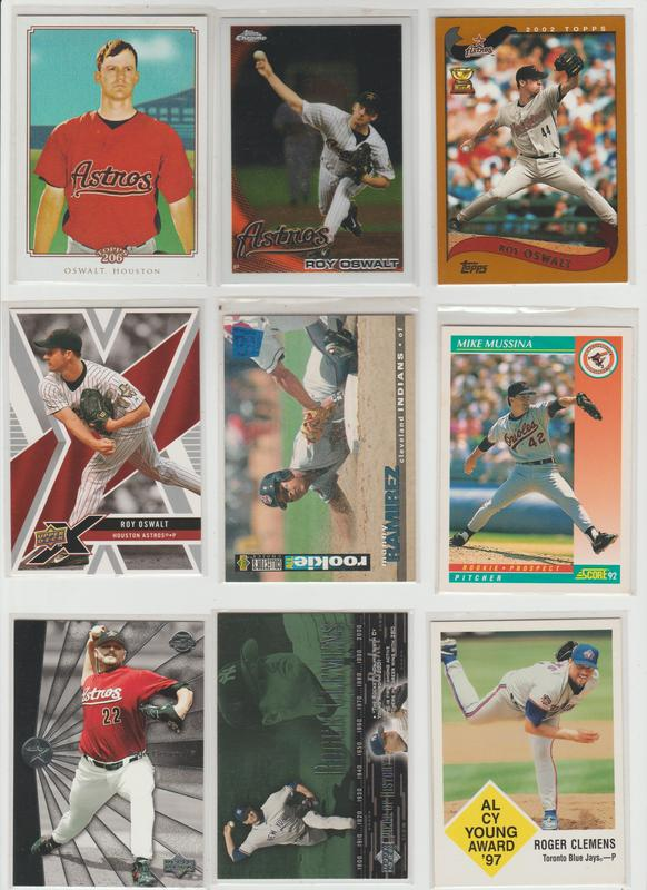 .15 CENT CARDS ALL SCANNED OVER 6000 CARDS  055