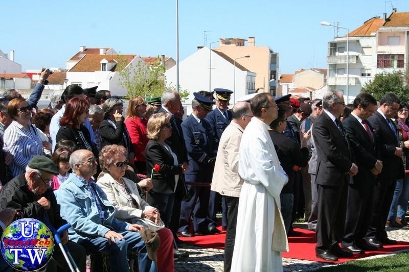 MONTIJO: As imagens da inauguração do Monumento de Homenagem aos Combatentes do Ultramar - 25Abr2016 20160425_57