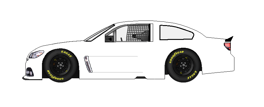 Car templates for the 2015 Sprint cup season 2015_CHEVY_ss_T